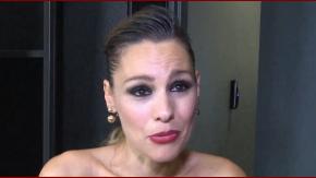La reacción de Pampita tras el escándalo con Nicole.