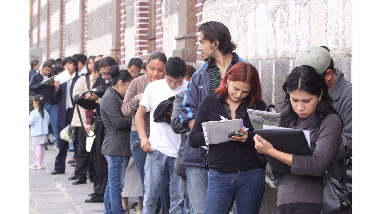 La desocupación subió al 8% en la Ciudad en último trimestre de 2016