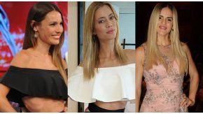 El escándalo de Pampita, Nicole Neumann y la Chipi