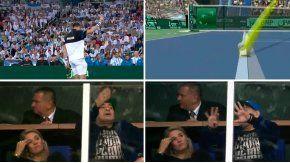 Maradona, en desacuerdo con un fallo en la Copa Davis