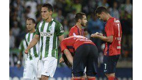Atlético Nacional eliminó a Cerro Porteño