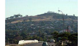 Imagen de un cerro de Uruguay