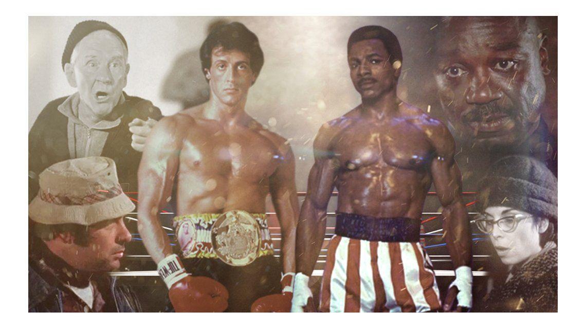 Se cumplen 40 años de Rocky.