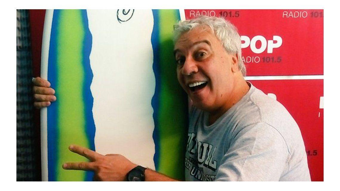 Coco Sily en Pop Radio 101.5