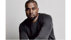 El mal momento de Kanye West.
