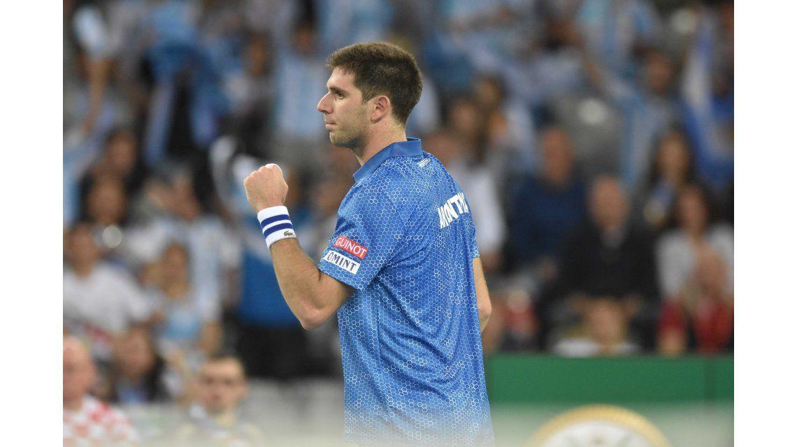 Argentina es campeón de la Copa Davis