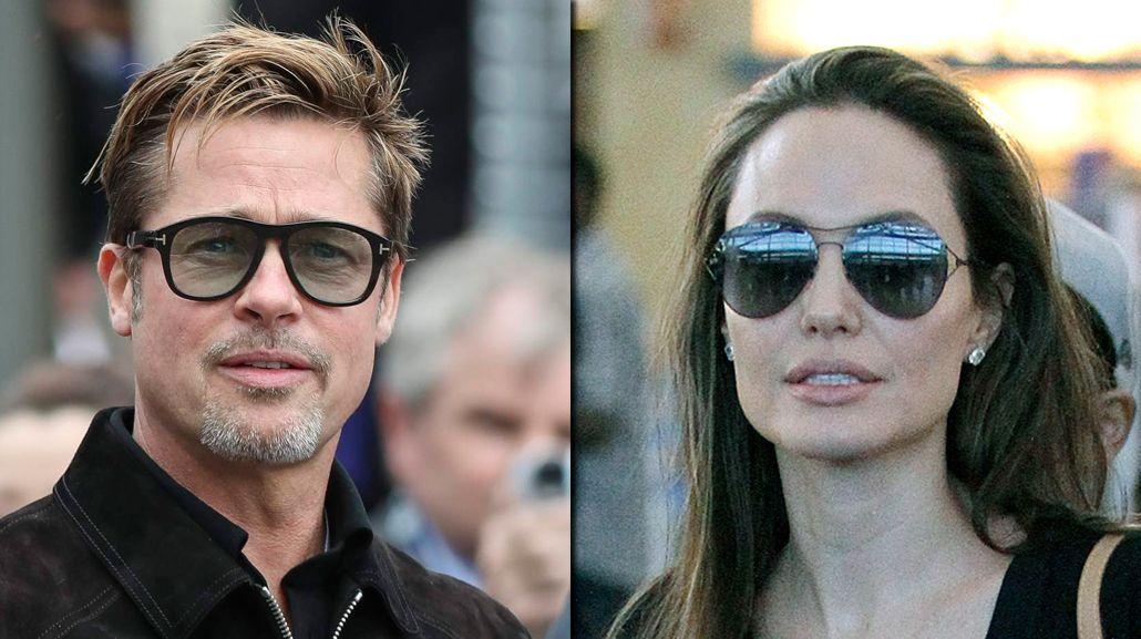 Brad Pitt vs. Angelina Jolie por sus hijos