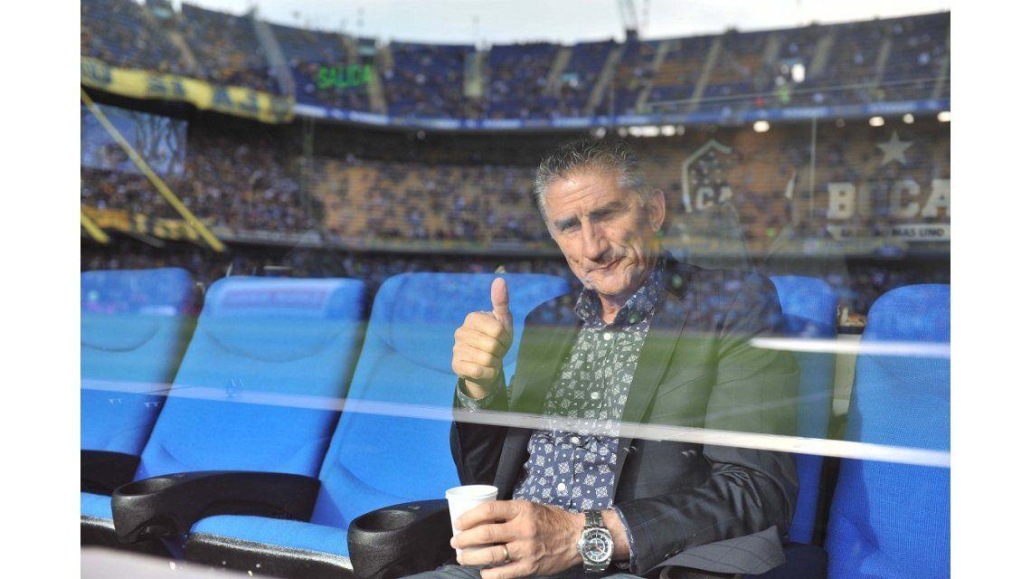 Bauza criticó el silencio de la Selección con la prensa