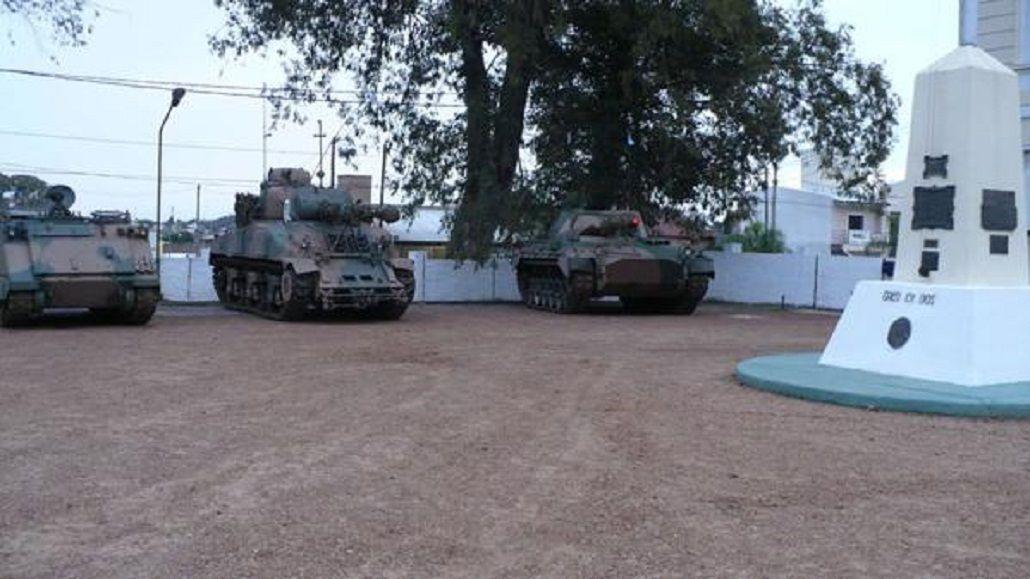 Regimiento de Caballería de Tanques de Concordia