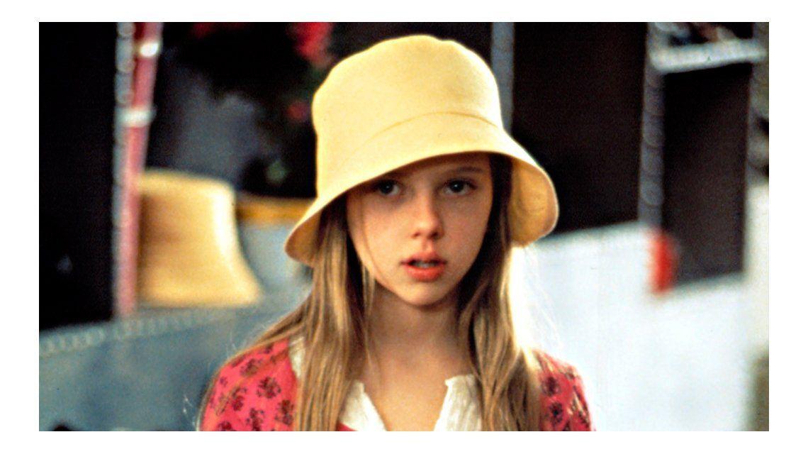 Mirá el paso del tiempo en Scarlett Johansson, que hoy cumple 32 años