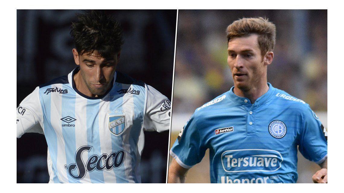 Atlético Tucumán recibe a Belgrano