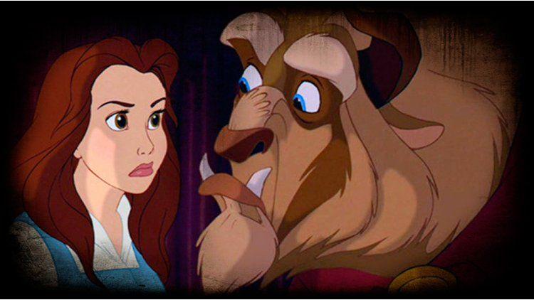 La Bella y la Bestia está acusada de promover la violencia contra la mujer
