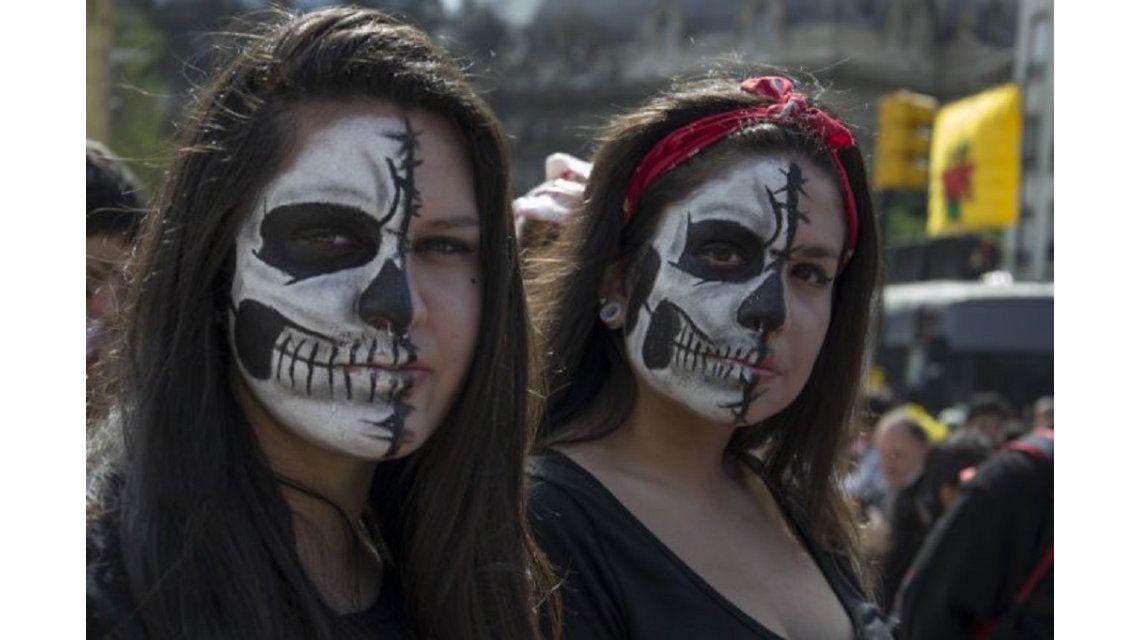 Hoy se realiza la Zombie Walk
