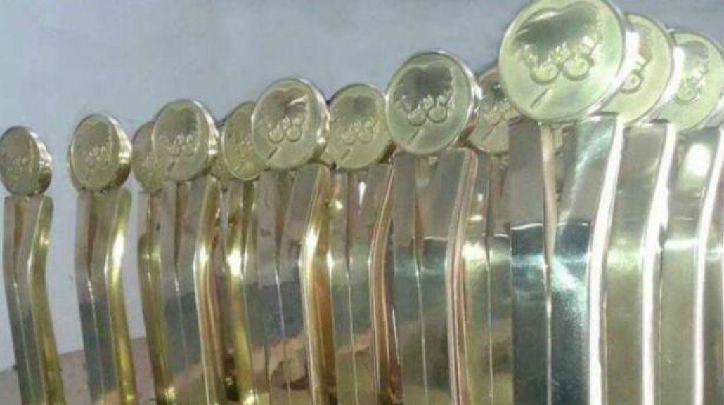 Los nominados a los Premios Tato 2016.