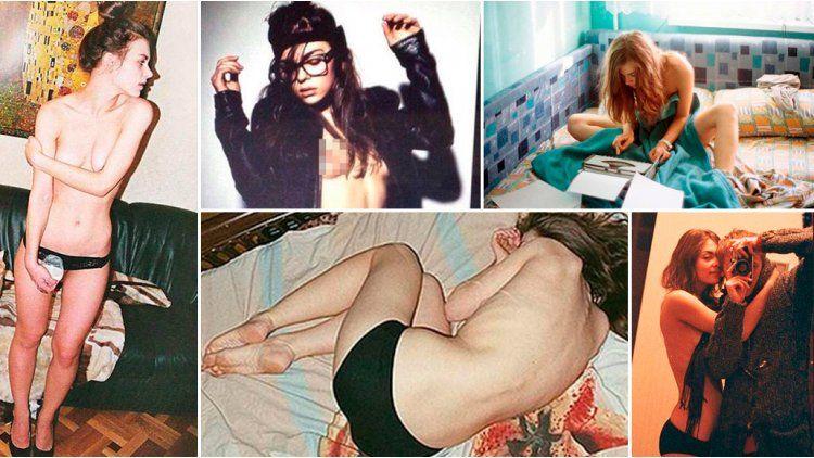 Polémica en Ucrania por la designación de una viceministra que posó desnuda.