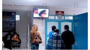 Hipólito Unanue en la ciudad peruana de Tacna en el momento en el que emitieron una película porno