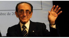 Carlos Fayt, ex ministro de la Corte Suprema, falleció a los 98 años en el Instituto del Diagnóstico