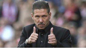 El Cholo aventajó al multicampeón Zidane