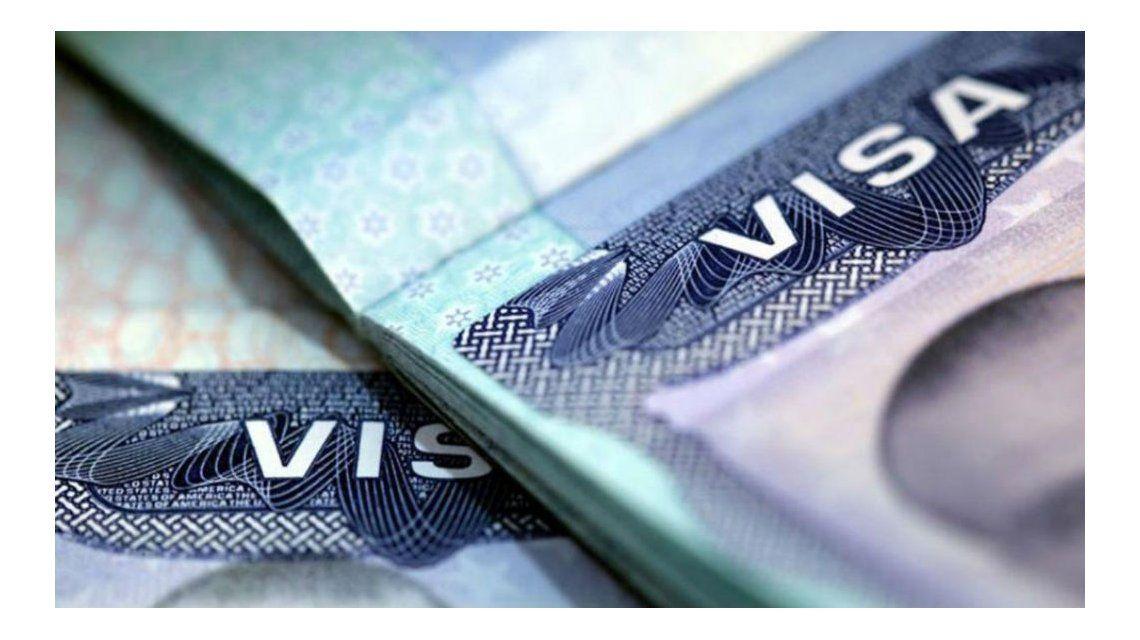 Se emitieron 43.000 visas en un mes.