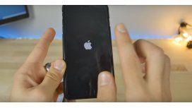 Un video de 3 segundos que bloqueará cualquier iPhone