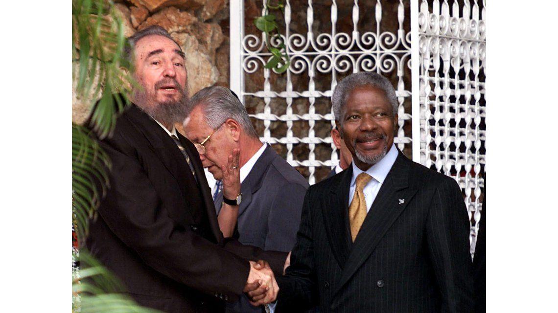Conmoción mundial: a los 90 años, murió Fidel Castro