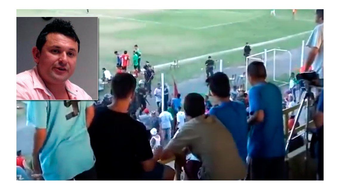 Arreglo y amenazas: la peor sospecha contra el hermano del Pocho Lavezzi