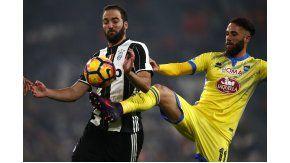 Juventus enfrenta a Atalanta en Turín