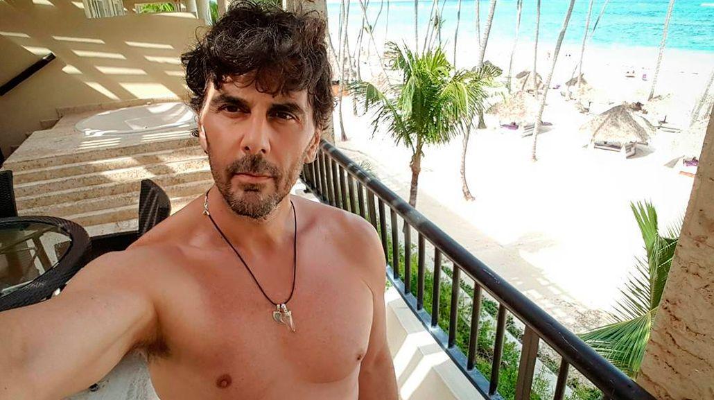 Darthés de vacaciones en Punta Cana