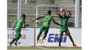 Sarmiento le ganó por 2 a 1 a Belgrano.