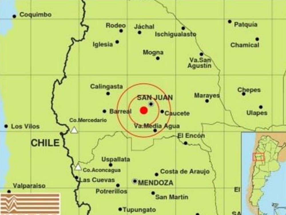 Tres temblores sacudieron este domingo a San Juan
