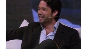 Sérgio Marone, en el especial de Moisés.