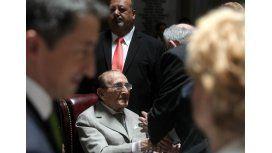 Fayt murió a los 98 años