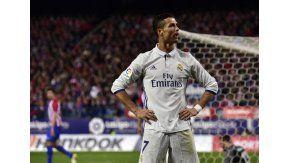 Cristiano Ronaldo, ante el Atlético Madrid por Champions