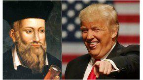 Nostradamus y Donald Trump