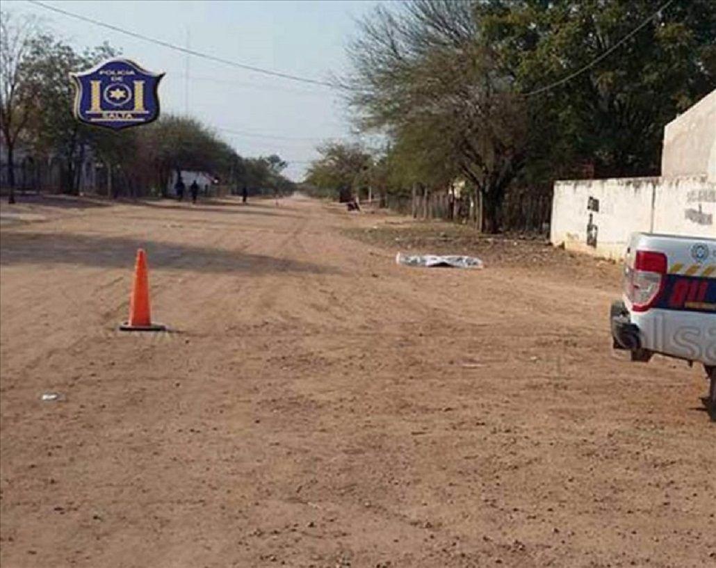 Un joven frustró un femicidio en Salta. Crédito: El Tribuno