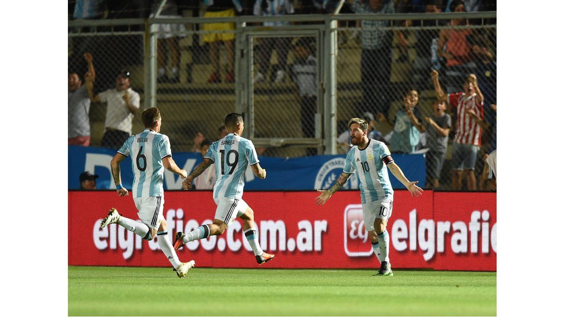 Argentina 3 - Colombia 0