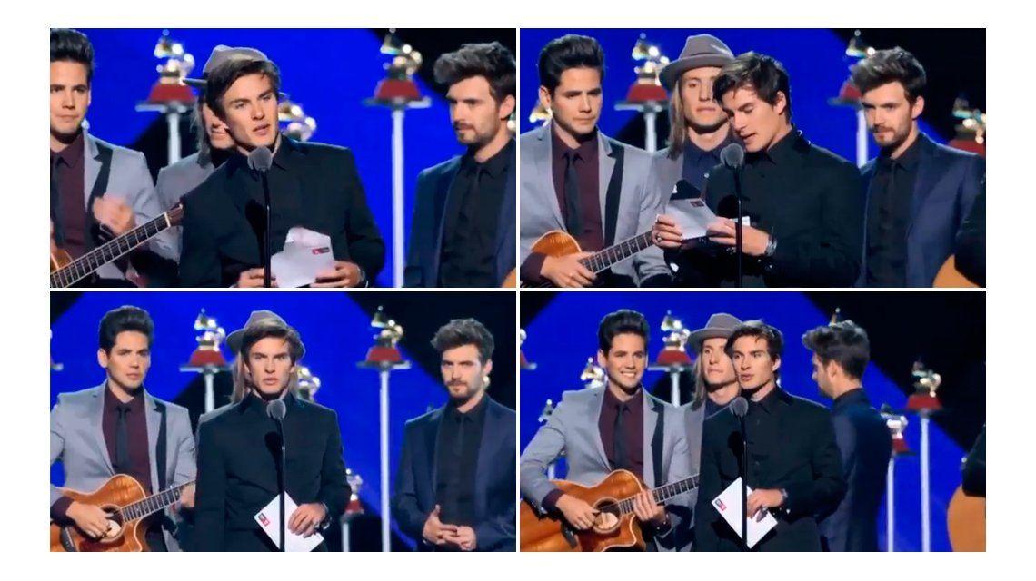 Papelón en los Grammys Latinos: presentó un premio sin saber que el ganador estaba muerto