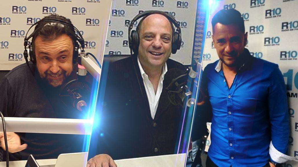 Cambios en la programación de Radio 10