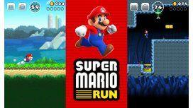 Super Mario Run, el videojuego del fontanero, llegó a Android