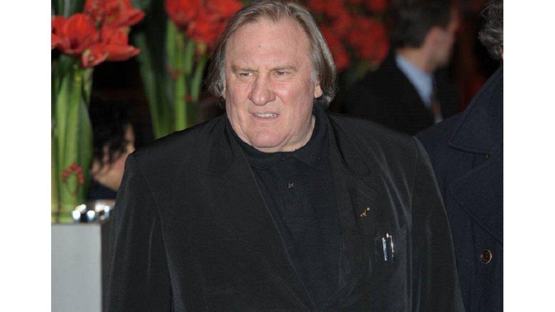 Gérard Depardieu estará en el Colón