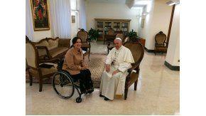 El encuentro se realizó en el Vaticano