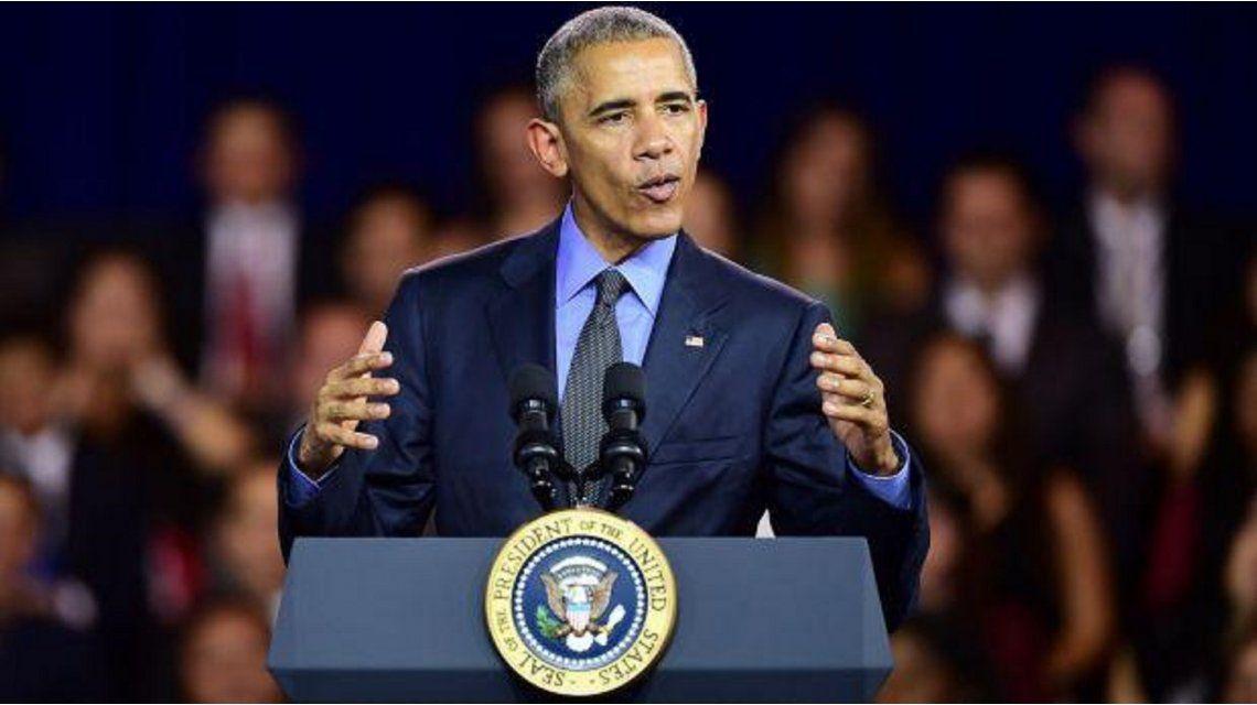 Barack Obama se reunió con jóvenes peruanos