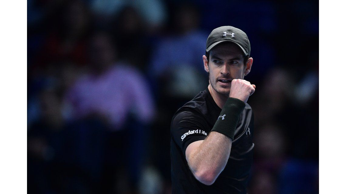 El escocés Andy Murray ganó una verdadera batalla ante el canadiense Milos Raonic