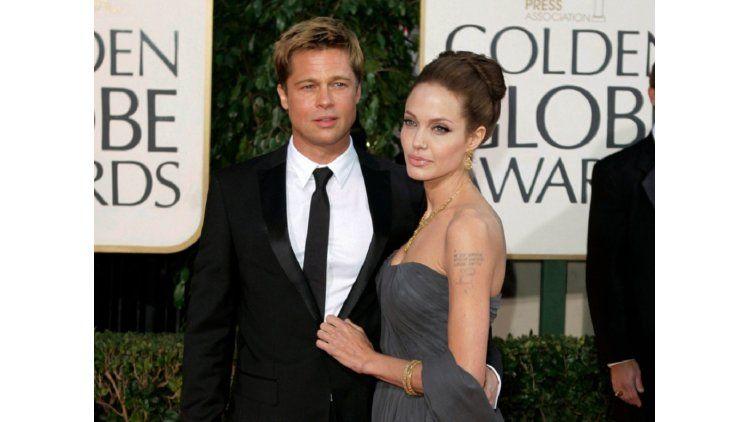 Brad Pitt contraataca a Angelina Jolie en el escandaloso divorcio.