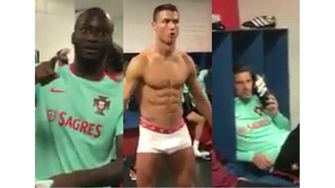 El jugador del Real Madrid