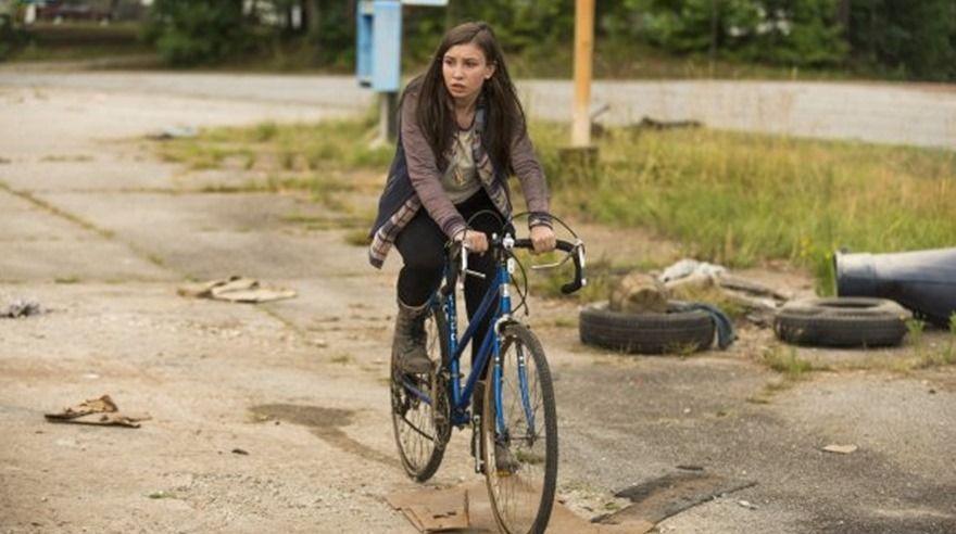 Enid (Katelyn Nacon) también viajará a Hilltop.