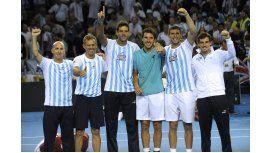 La ilusión del equipo argentino que busca su primera Ensaladera