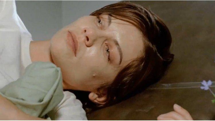 Maggie Greene se recupera de su malestar en Hilltop.