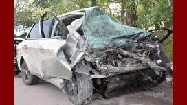 Peligro al volante: hay 21 muertes por día en accidentes de tránsito
