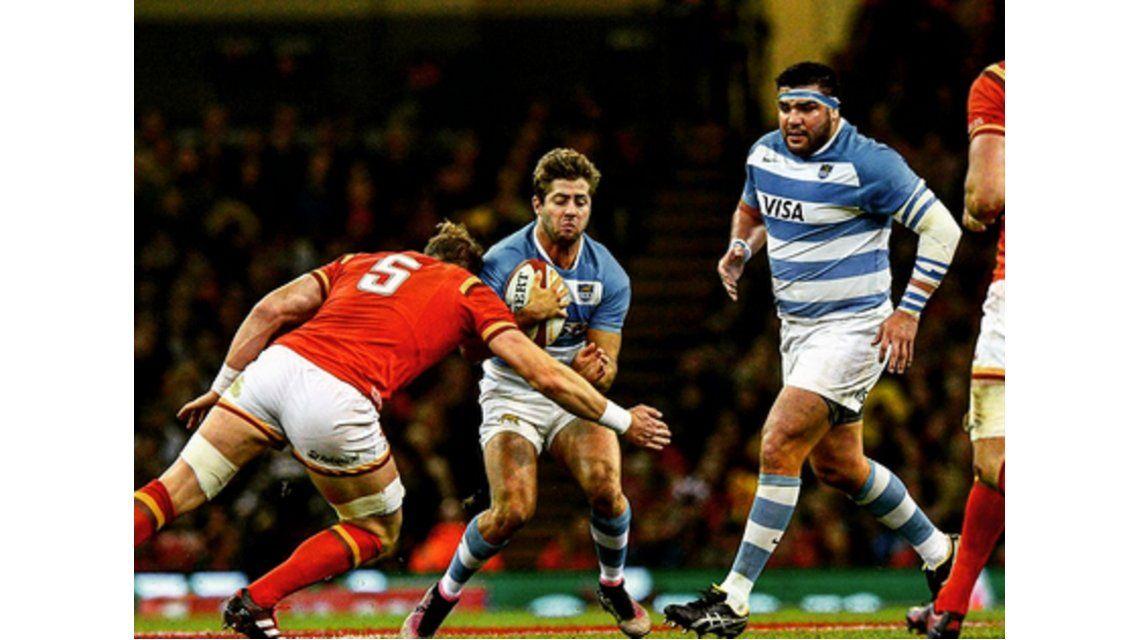 Los Pumas lucharon pero Gales fue superior